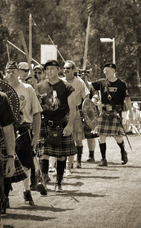 Parade of Tartans 2011