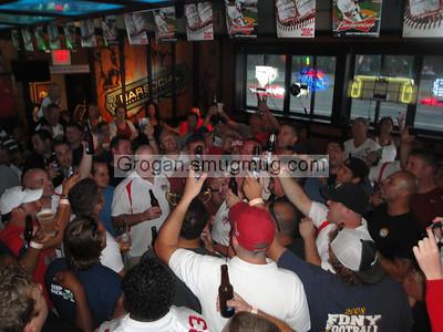 FDNY vs NYPD football June 5, 2011
