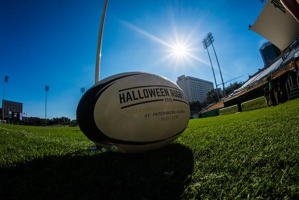 Halloween International Sevens Rugby Tournament
