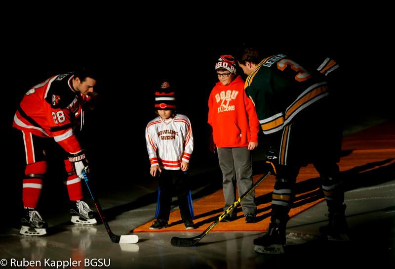 hockey vs Clarkson 1/2/2016