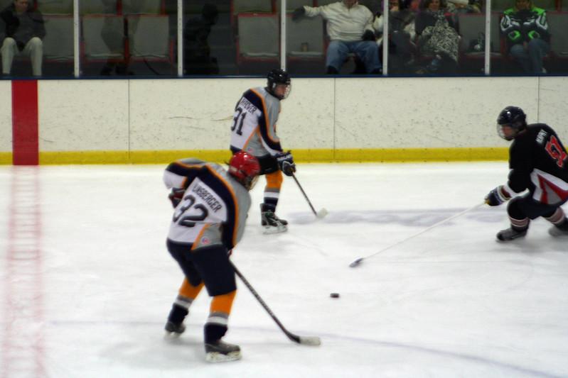 February 2013 - Ice Hawks Gold vs Revolution