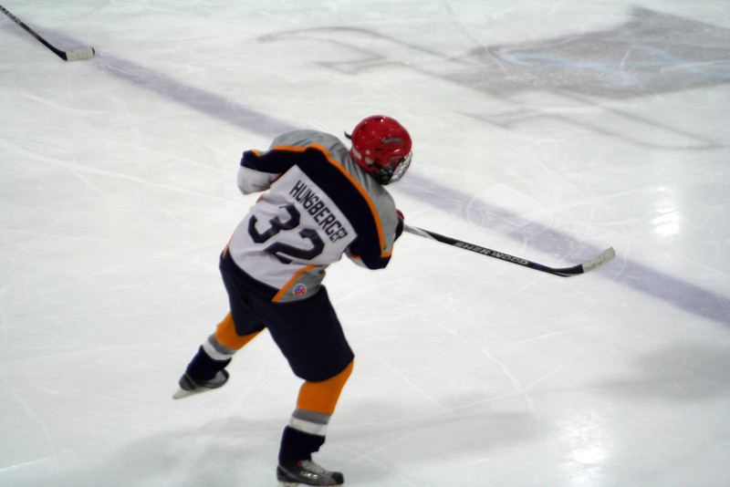 February 2013 - Ice Hawks Gold vs Revolution