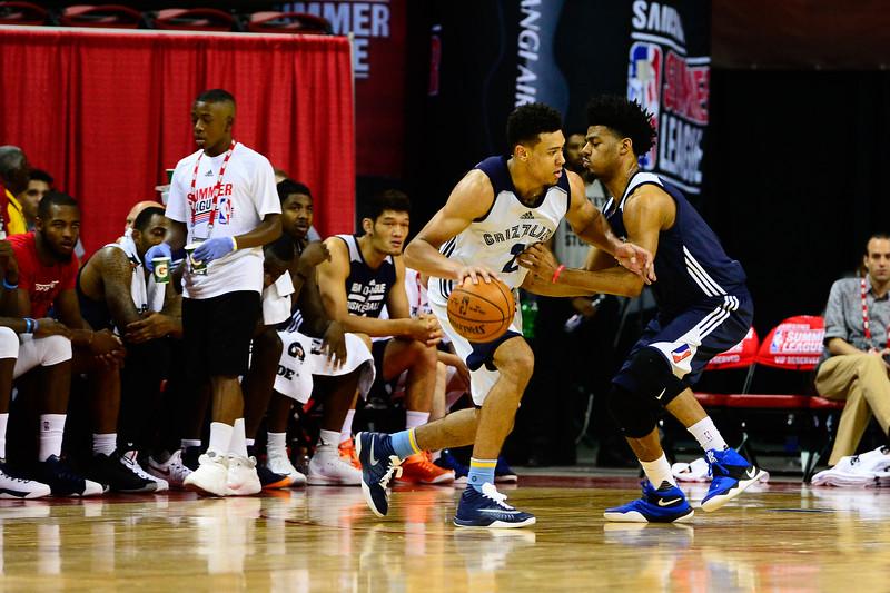 Memphis Grizzlies Summer League 2016