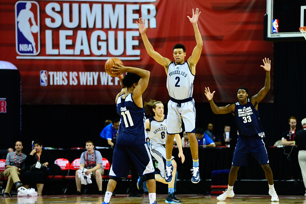 Memphis Grizzlies Summer League 2016