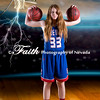 #33 5x7 vertical RHS VARSITY GIRLS basketball