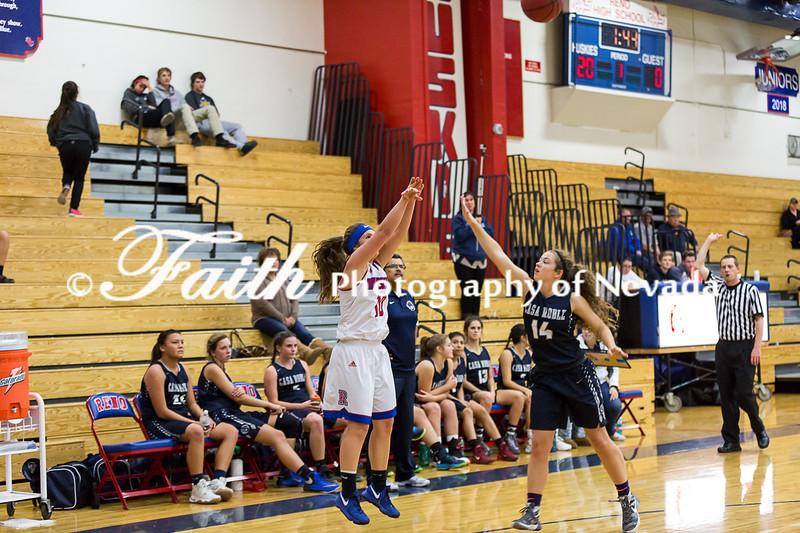 RHS Girls VARSITY basketball vs Damonte Ranch Dec 1 2016MelissaFaithKnight&FaithPhotographyNV_0441