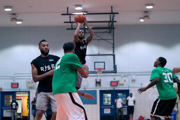 Rise Tournament Basketball 2015