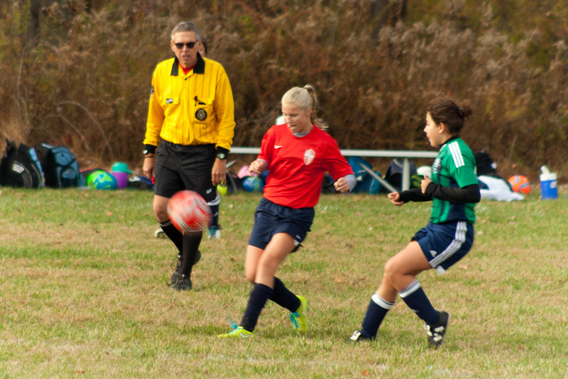 October 2015 - Jenkintown Lightning at Buckingham United Flames