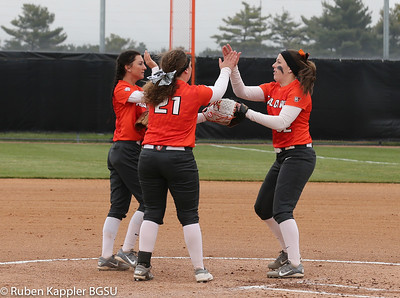 Softball vs IPFW (DH) 3:23:20016
