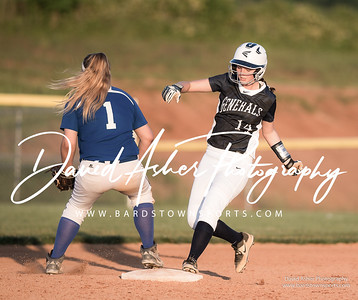 #14 SAFE AT SECOND