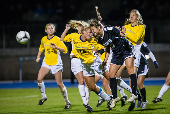 Northern Arizona University soccer, 19 October 2012