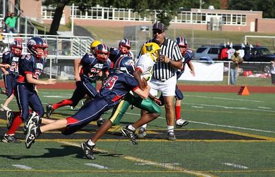 Milford vs Hamden @ Law 9-19-10