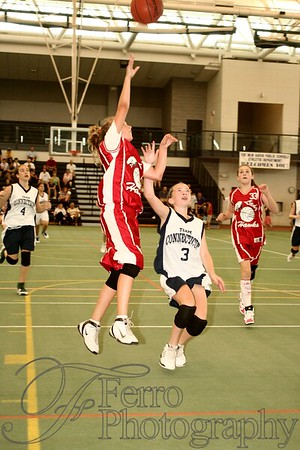 Lady Hawks vs Team CT @ Hillhouse HS 6-27