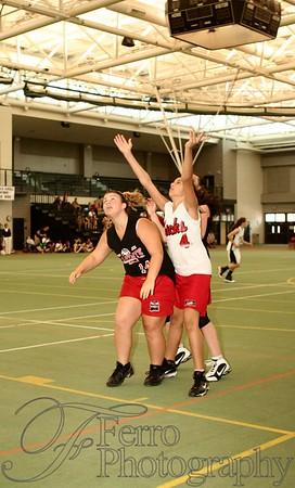 Lady Knicks vs Bandits @ Hillhouse HS 6-27