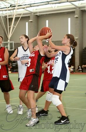 Team CT vs Lady Minutemen @ Hillhouse HS 6-27