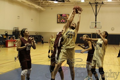 Thanksgiving Tournament Sunday 11-28-10 East Haven vs North Haven