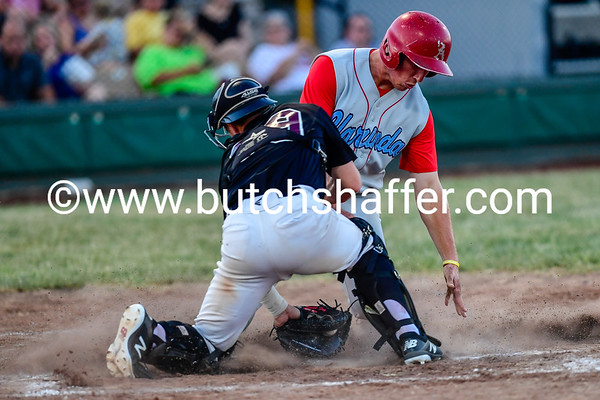 Mudcats vs Clarinda June 5, 2018