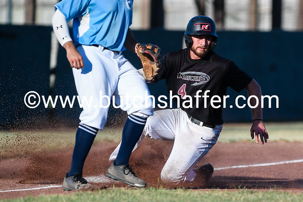 Mudcats vs Ozark July 12, 2019 Game 1