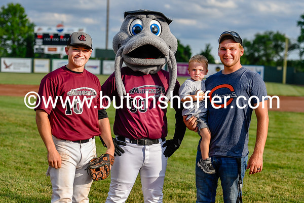 Mudcats vs Springfield Redbirds June 23, 2018