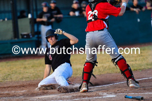 Mudcats vs St. Joe July 16, 2018