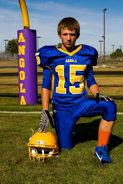 7th Zach Burrell 15