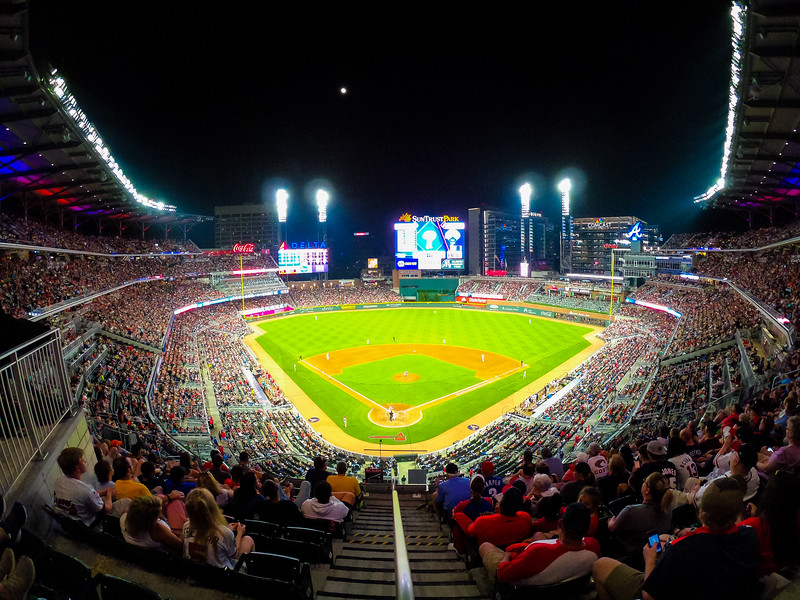 2019 Philadelphia Phillies at Atlanta Braves