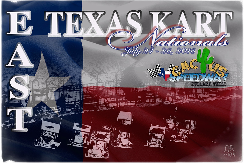 2015 East Texas Kart Nationals