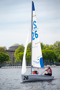 Winsor School Sailing team