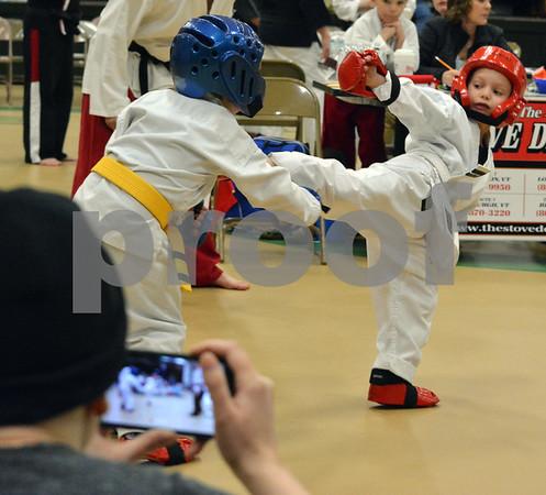 03182017 Green Mountain Open Martial Arts Tournament
