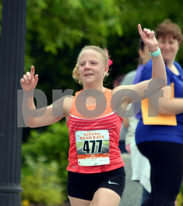 Photo by Albert J. Marro   The 41st Annual Crowley Brothers Memorial 10k Road Race was held Sunday morning with a run from Proctor to downtown Rutland. Morgan MacCuaig of Lowell, Ma., won by a little leass that a minute.