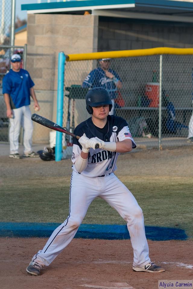 PVHS vs Ft Lupton Baseball