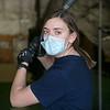 Sophia Godzak, senior, Belle Vernon Area high school softball team.