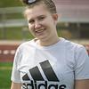 Natalee Goodman, '23, Elizabeth Forward Track Team