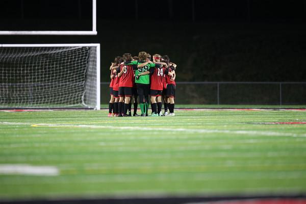 Elizabeth Forward boys varsity soccer defeats Keystone Oaks 2-0, Warriors Stadium, Elizabeth, Pa., Sept. 29, 2021