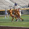 Belle Vernon Area high school girls varsity soccer team defeats Greensburg Salem 6-2, Offutt Field, Greensburg, Pa., October, 5, 2021.