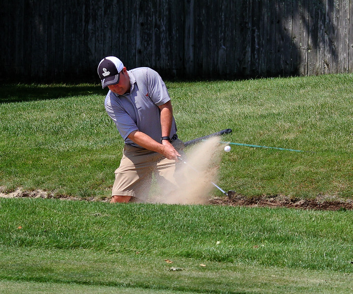 Swampscott, Ma. 8-6-17. John Rogers during four ball competition.