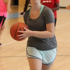 Peabody, Ma. 8-7-17. Emily DiCologero at girl's basketball camp at the Higgins Middle School.