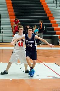 PVHS Basketball v Sterling