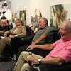 Lynn, Ma. 8-17-17. Tony Nicosia, Ted Grant, Frank Carey, and Tom Larrobino talking about Tony C. at the Lynn Museum at the A night to remember Tony C.