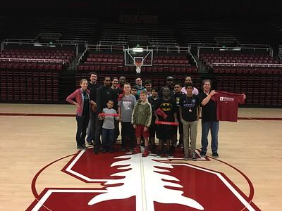 MC Sports - Stanford Visit - 12/10/16