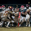 Nadav Soroker/Times-Georgian<br /> <br /> Mt Zion High School defeats Dooly County Football 21-0 in a muddy contest at Mt Zion, on Friday, November 16, 2018.