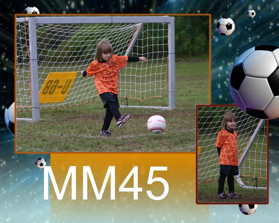 Item #MM45<br /> 8x10 = $15<br /> <br /> Provide:<br /> Name