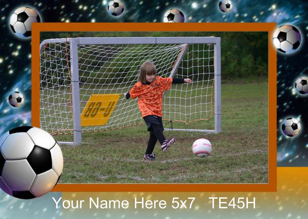 Item # TE45H<br /> 5x7=$7<br /> 8x10=$10<br /> <br /> Provide:<br /> Name