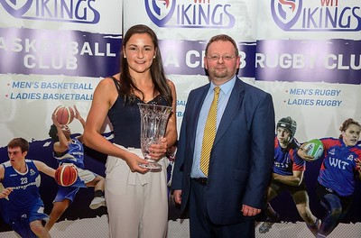 Phil Healy – WIT Viking Sports Star of the Year 2018/2019