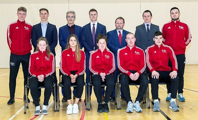 Munster GAA Scholarship Students – 18/19
