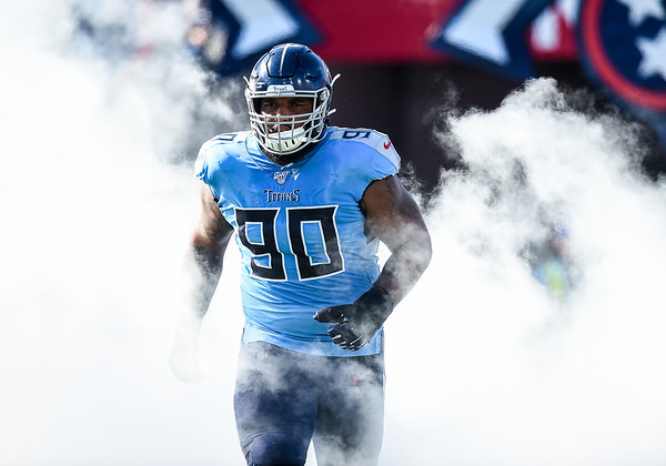 NFL: OCT 20 Chargers at Titans