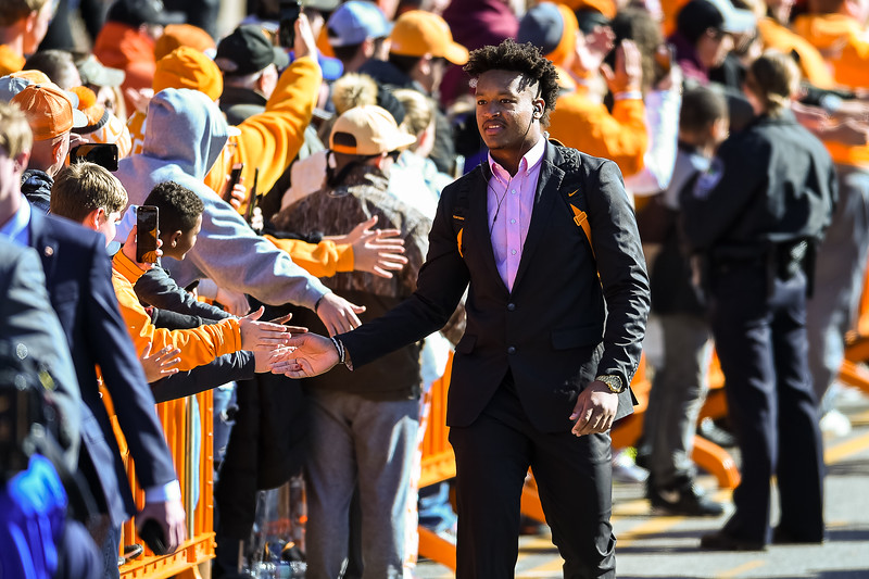 COLLEGE FOOTBALL: NOV 10 Kentucky at Tennessee