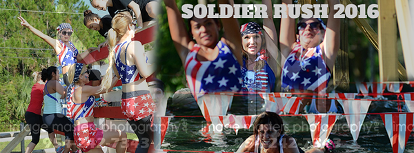 Soldier Rush 2016