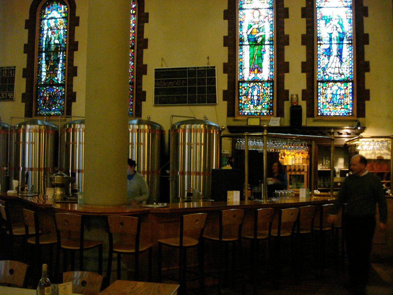 Church Brewery