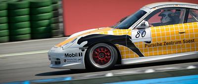 Hockenheimring | Porsche-Cup 2014
